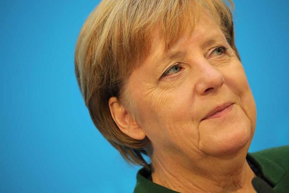 Bundeskanzlerin Angela Merkel will unbedingt Neuwahlen verhindern.