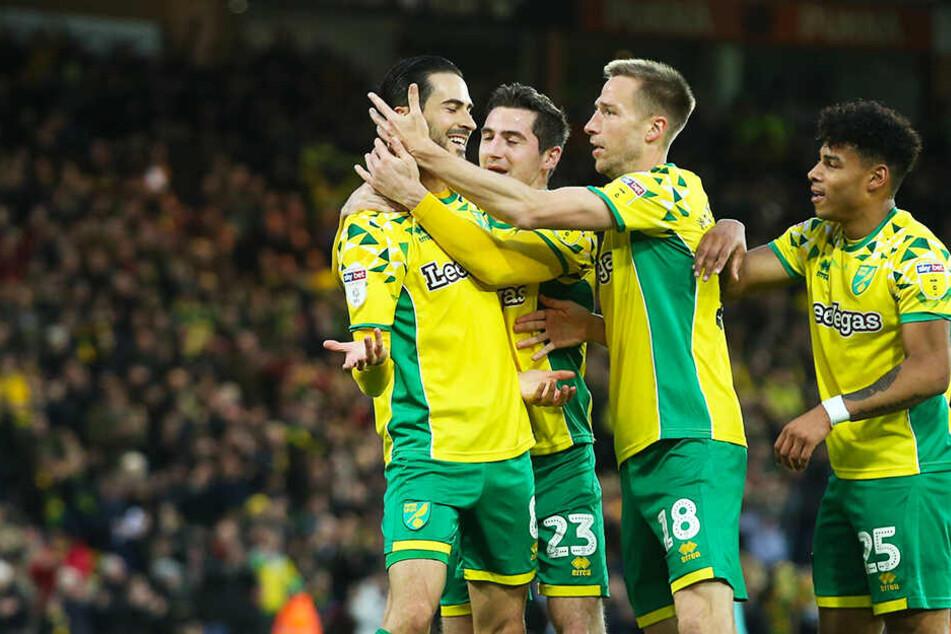 Traumtore! Deutsche ballern Norwich City zum Premier-League-Aufstieg