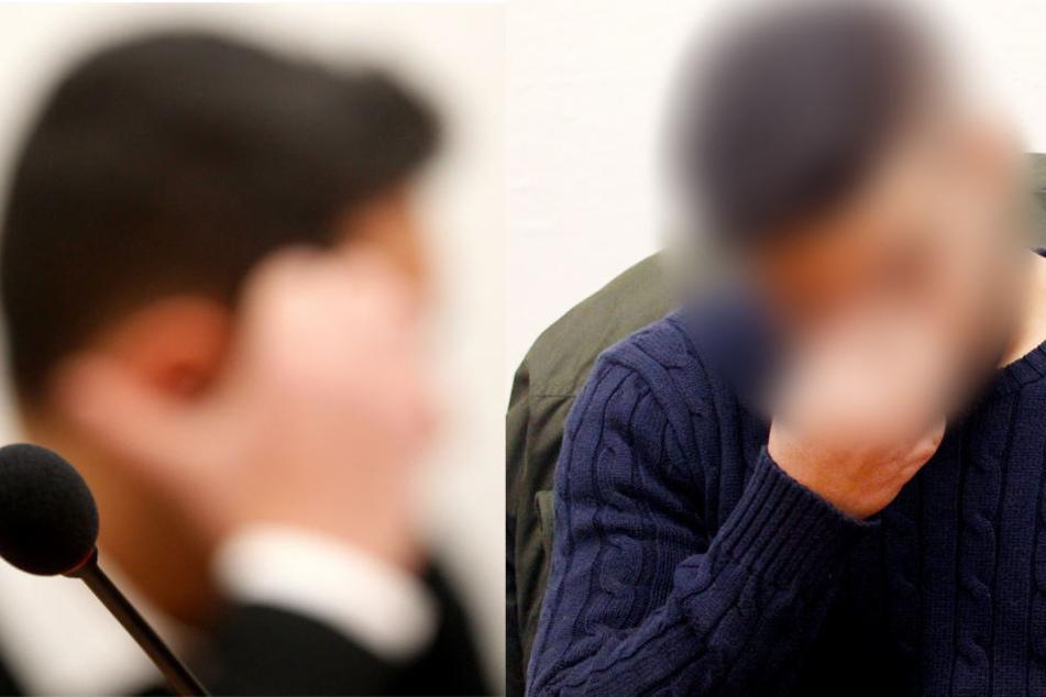 Im Revisionsprozess geht es um die Frage, ob die Haftstrafe der beiden Verurteilten zur Bewährung ausgesetzt werden darf.