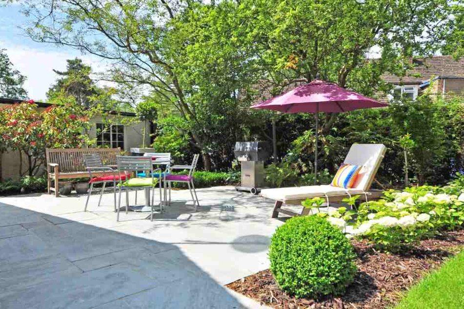 Garten Und Balkon Verschönern Die Besten Ideen