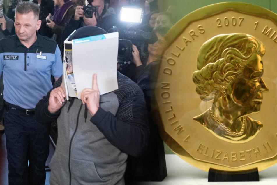 Spektakulärer Gold-Münzen-Raub: Staatsanwaltschaft fordert Gefängnisstrafen für Clan-Mitglieder