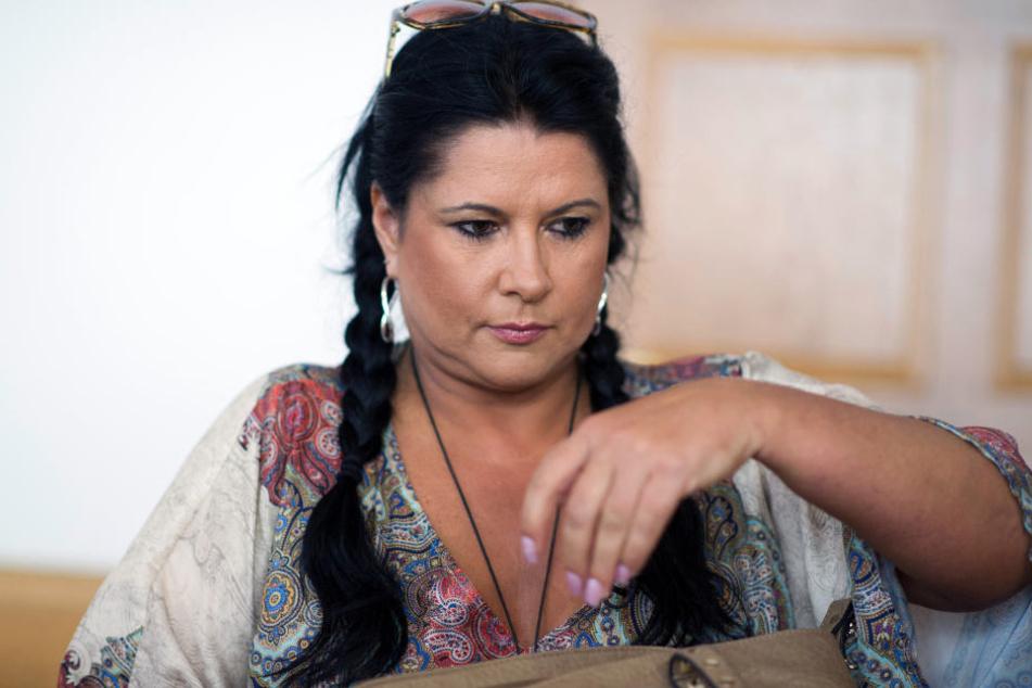 Iris Klein (51) litt unter einem Burnout.