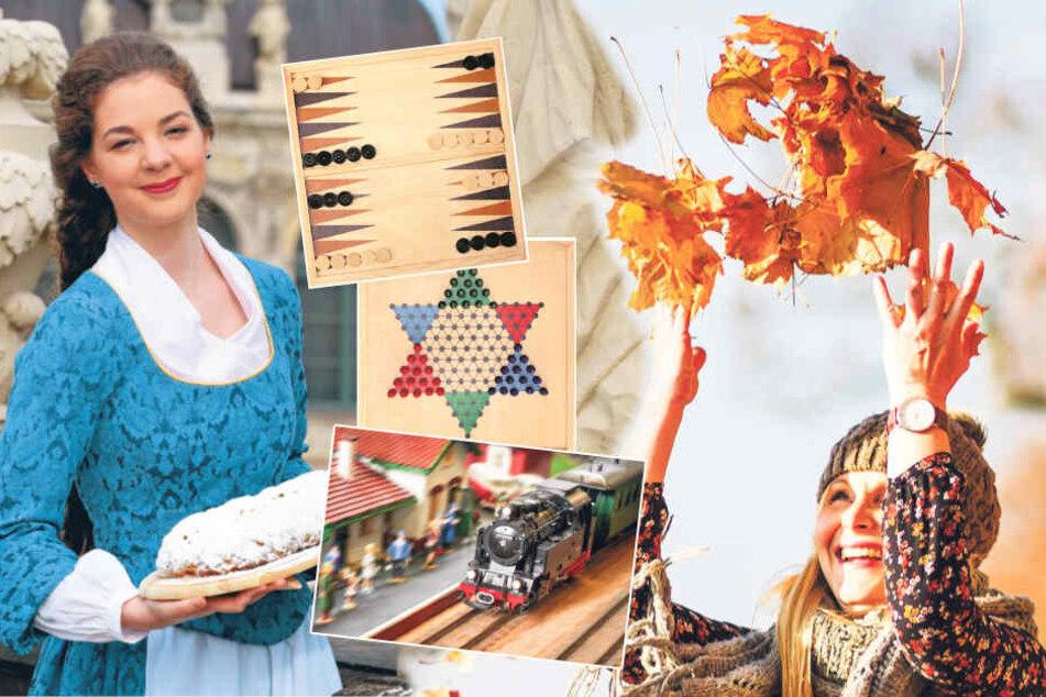 Dresden: Herbstgrau adé! Sieben bunte Tipps für Euren Sonntag in Dresden