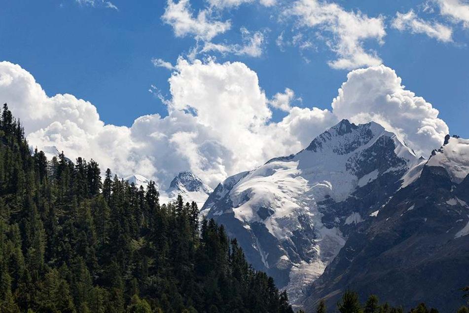 Engadin, wo das Unglück sich abspielte, liegt in den Schweizer Alpen und ist ein Hochtal im schweizerischen Kanton Graubünden