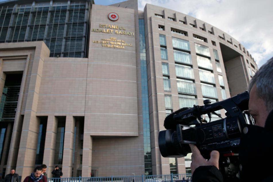 Hier findet der Prozess gegen Demirci statt: der Justizpalast Caglayan in Istanbul.