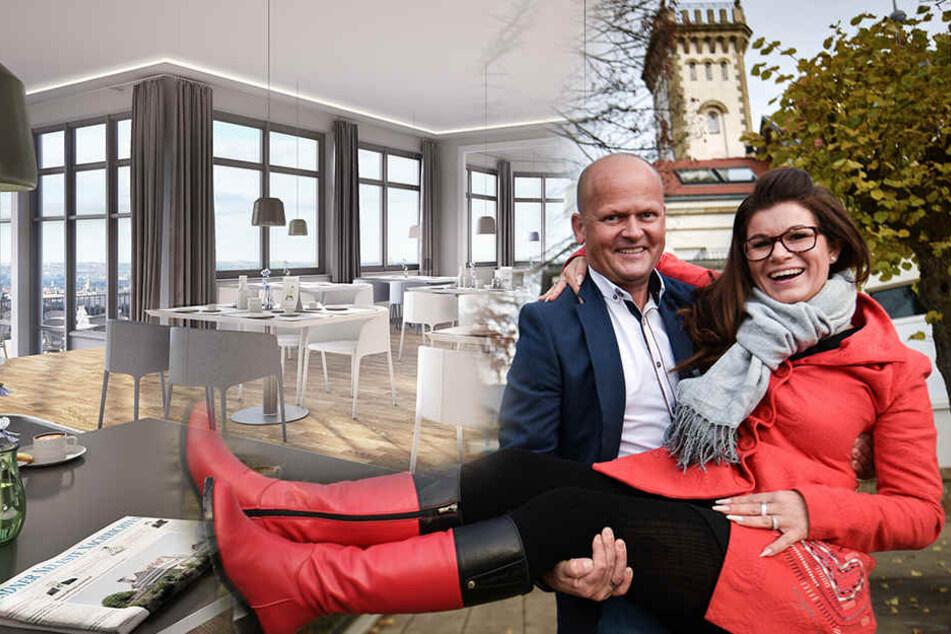 Nach drei Jahren Leerstand: Das planen die neuen Luisenhof-Wirte