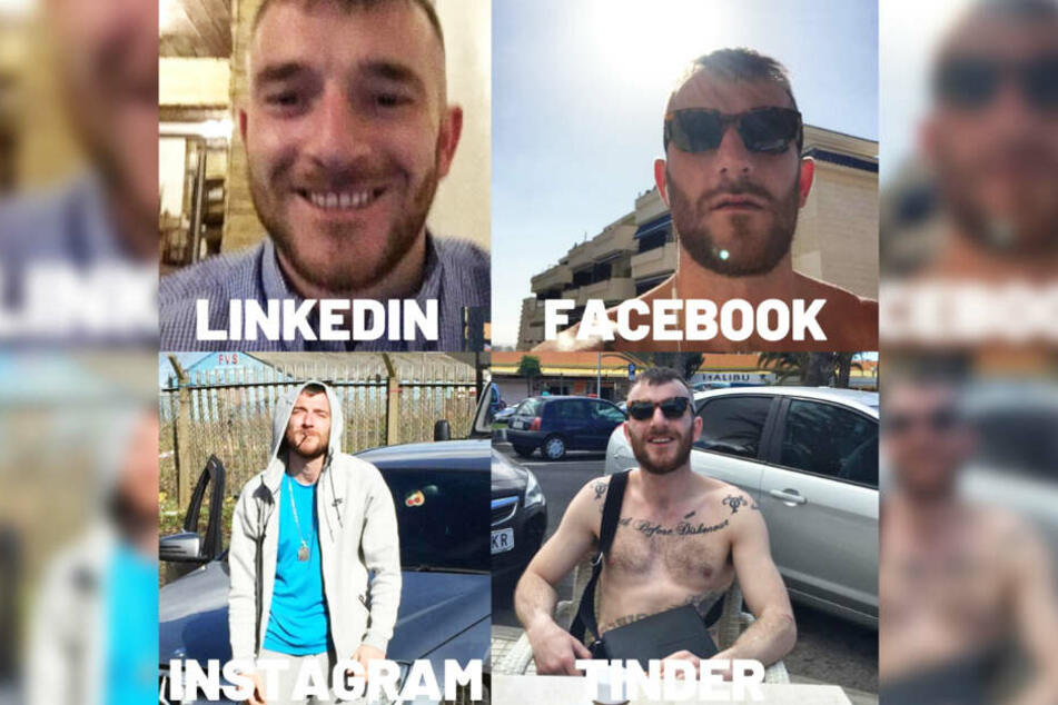 So sucht die Polizei von Cleveland nach dem 32-jährigen Scott M.