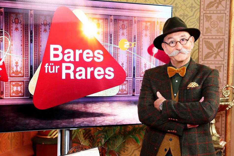 """Bares für Rares""-Moderator Horst Lichter (58)"