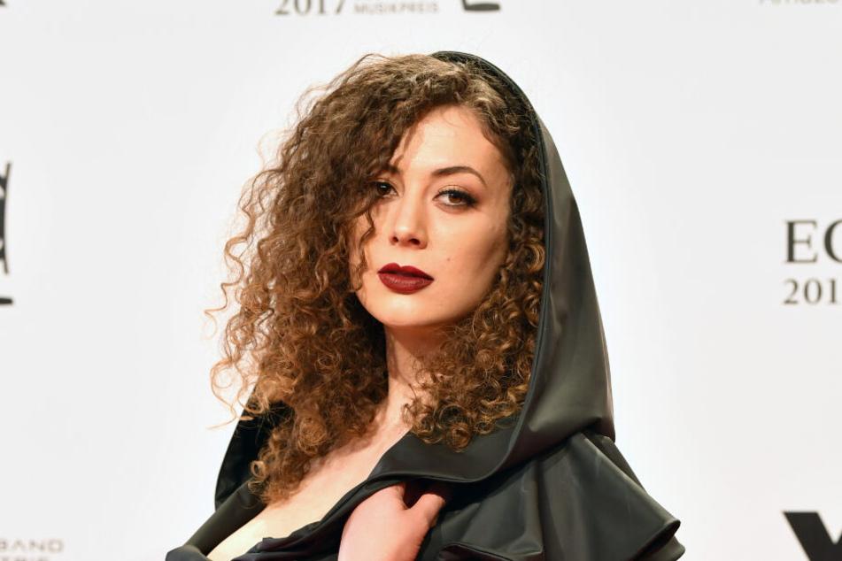 Leila Lowfire bei einer Echo-Verleihung. (Archivbild)