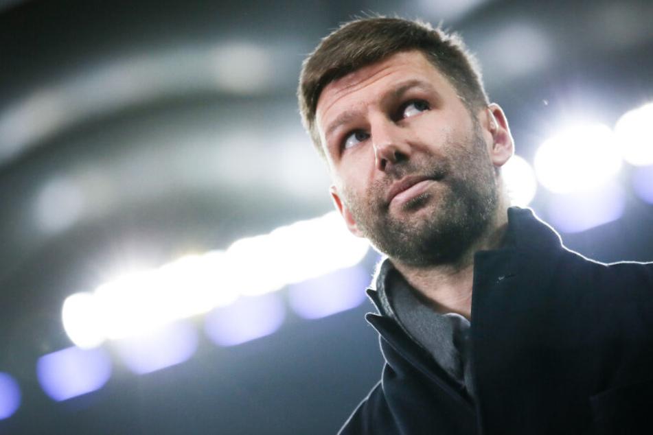 Thomas Hitzlsperger, Vorstandsvorsitzender des VfB Stuttgart, möchte Kontinuität und Ruhe in den Verein bringen - vor allem im sportlichen Bereich.