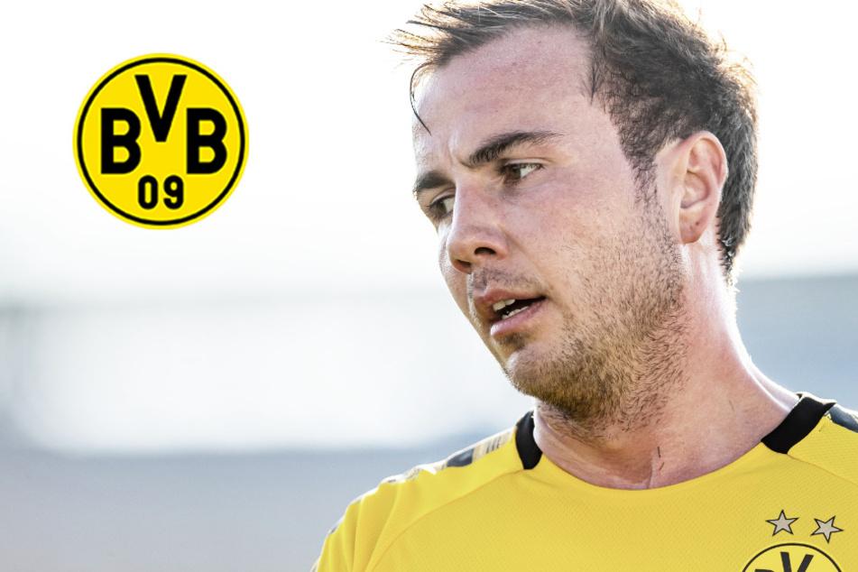 "Rummenigge ledert gegen BVB-Kicker Götze: ""Denke da an Mittelklasse-Vereine"""