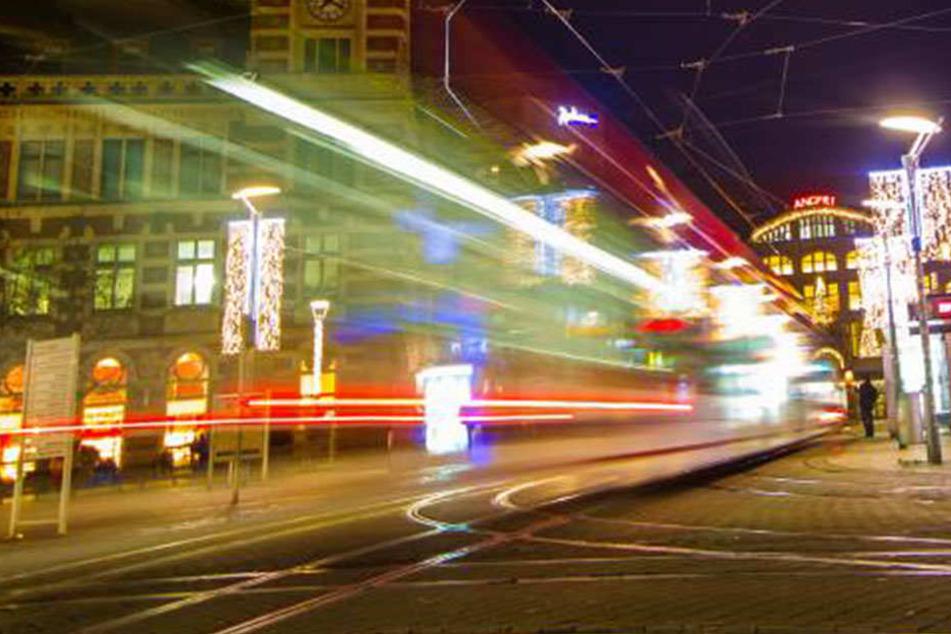 Der 48-Jährige Autofahrer hatte die Straßenbahn komplett übersehen.