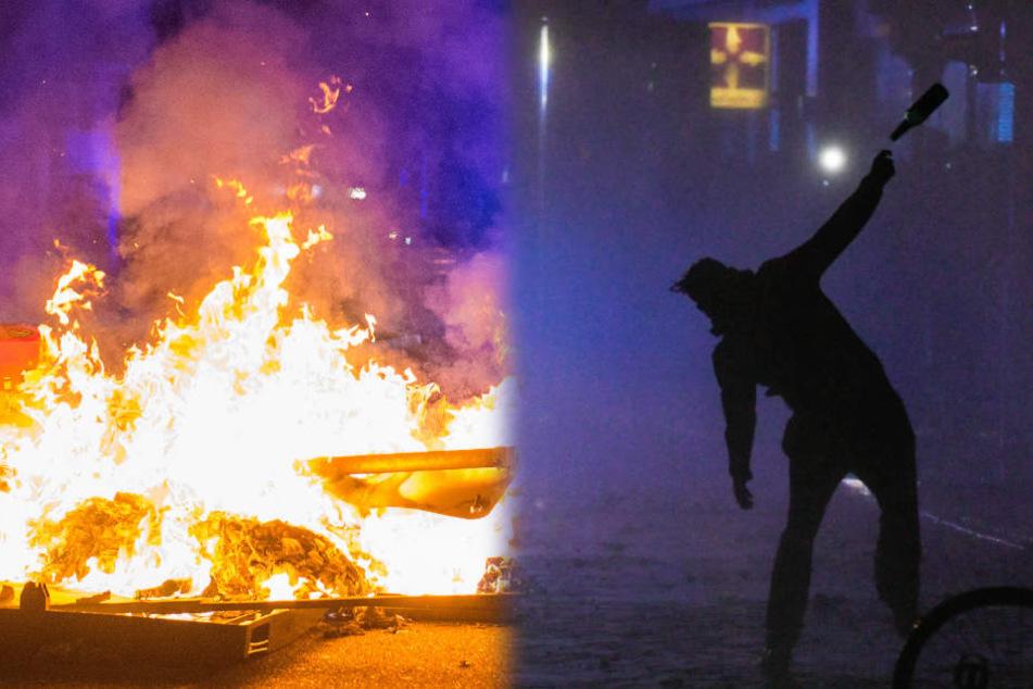 G20: Polizei fahndet mit Fotos nach 70 weiteren Gewalttätern