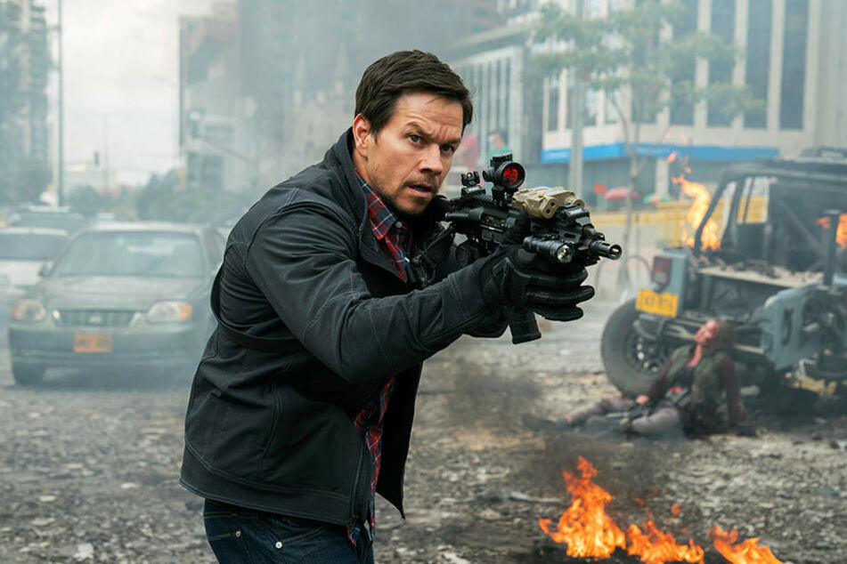 """Diesen Action-Reißer und diese Unsympathen-Rolle in """"Mile 22"""" hätte sich Mark Wahlberg lieber sparen sollen."""