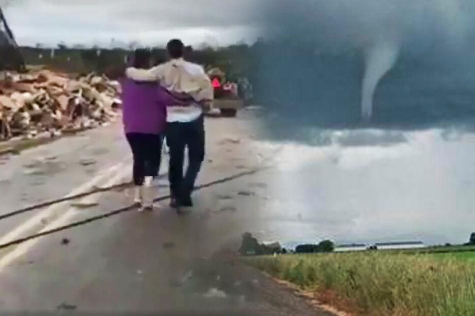 Warnungen der Behörde ignoriert: 20 Tote durch Tornados