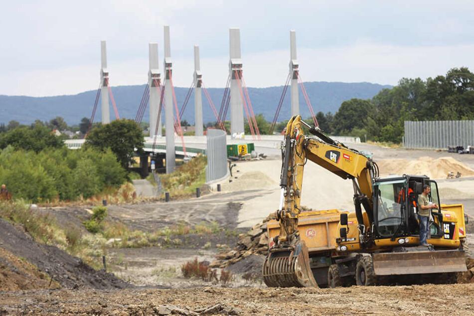 Die Baustelle Nordumgehung könnte eine nie endende Baustelle werden!