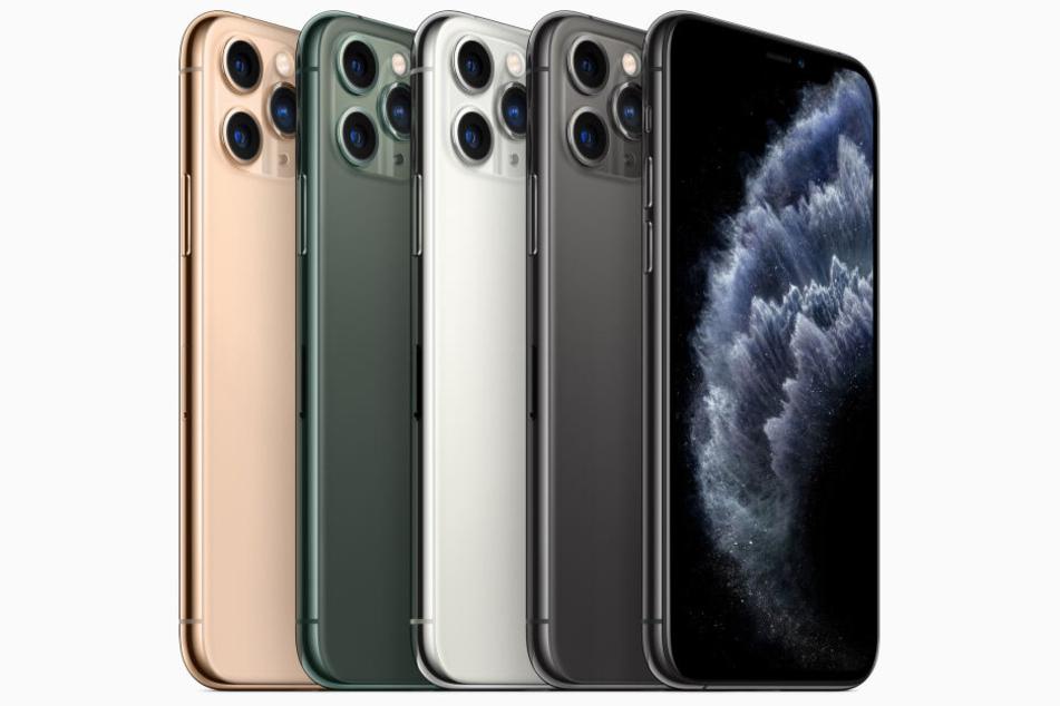 Das iPhone 11 Pro kommt mit drei Kameralinsen und einigen neuen Features auf den Markt.