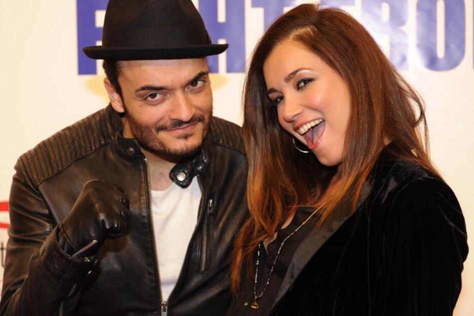 Jana Ina (42) und Giovanni (41) Zarella sind seit 2005 verheiratet und haben zwei Kinder (Archivbild).