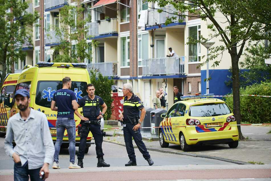 Niederlande: 23-jähriger Deutscher bei Polizeieinsatz in Amsterdam getötet