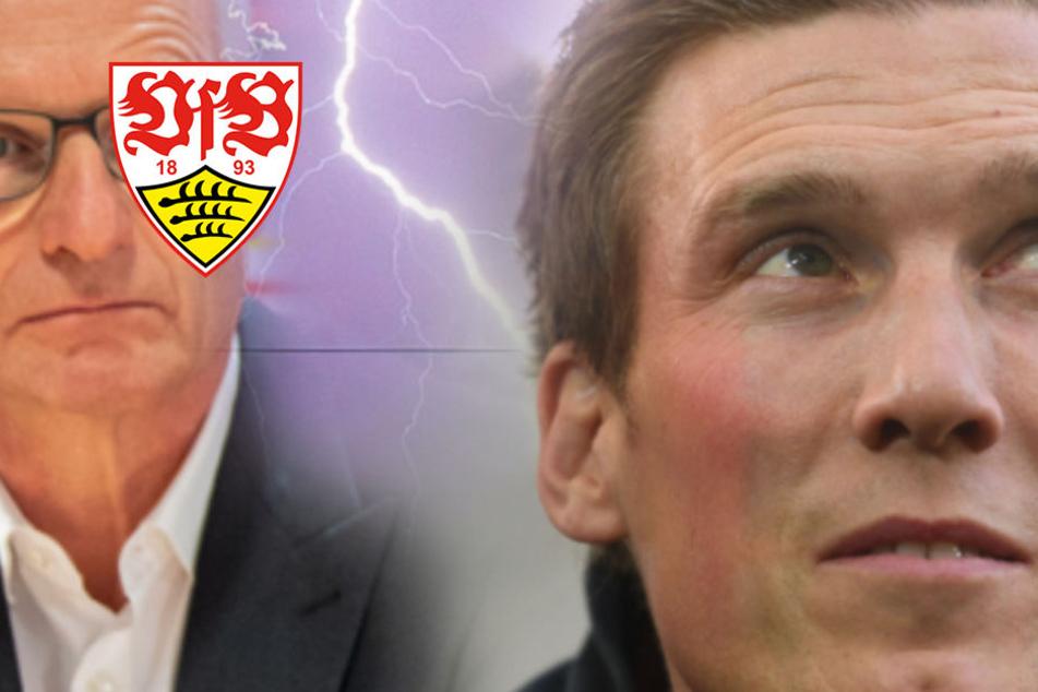 Jetzt ärgert sich auch Ex-Coach Hannes Wolf über das Vorgehen des VfB im Fall Korkut