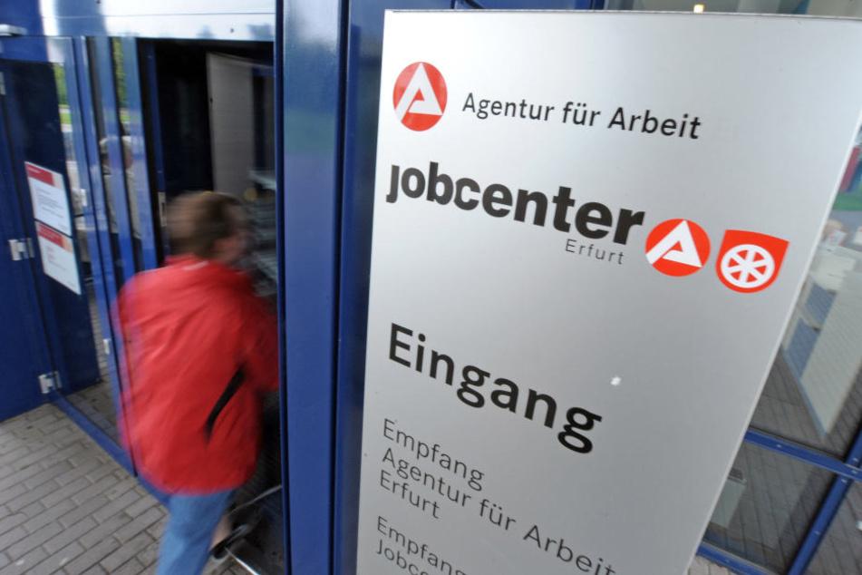 Wieder weniger Arbeitslose in Thüringen