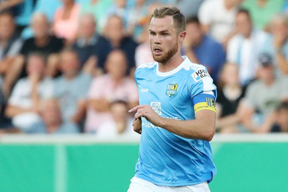 Tobias Müller ist für zwei Spiele gesperrt.
