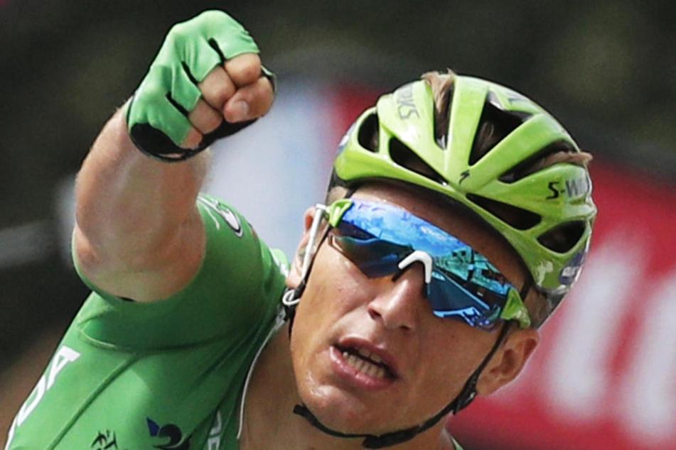 Er zählt zu Deutschlands besten Radsportlern und ist mehrfacher Etappensieger bei der Tour de France: Marcel Kittel.