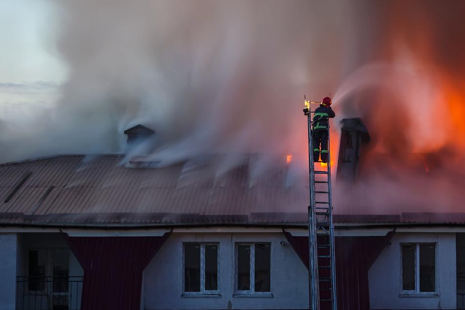 Brand In Pfungstadt Heute