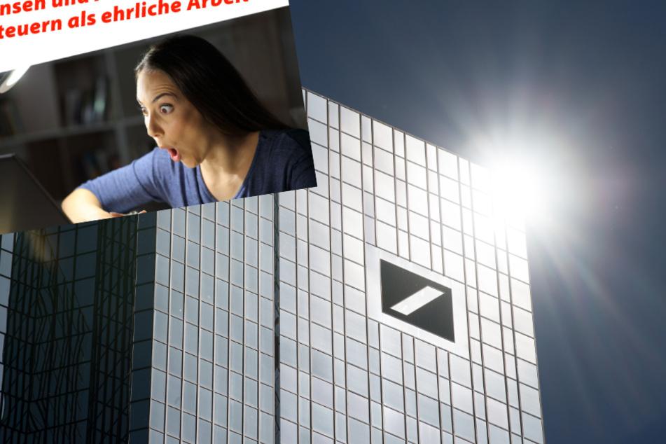 Deutsche Bank bekommt heftigen Gegenwind nach absurder Homeoffice-Steuer-Idee