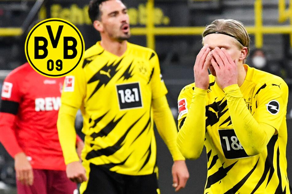 BVB vor erneutem Kaderfehler? Dortmund will trotz Haaland-Verletzung keinen neuen Stürmer holen