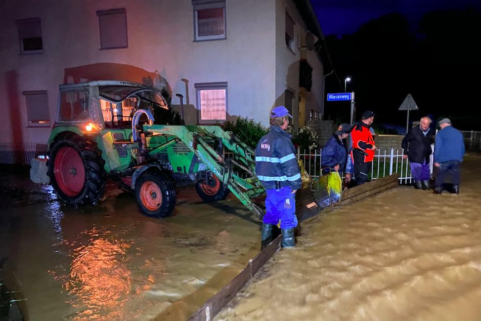 Gefahr Starkregen: In Bayern jedes achte Wohnhaus bedroht!