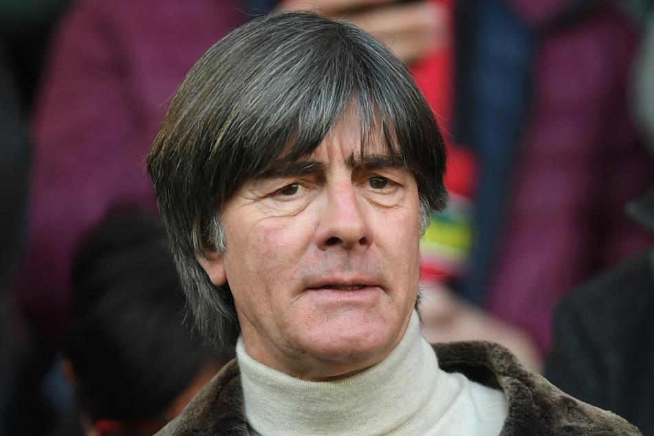 Bundestrainer Joachim Löw im Februar 2020 beim Bundesligaspiel zwischen dem SC Freiburg und 1899 Hoffenheim.