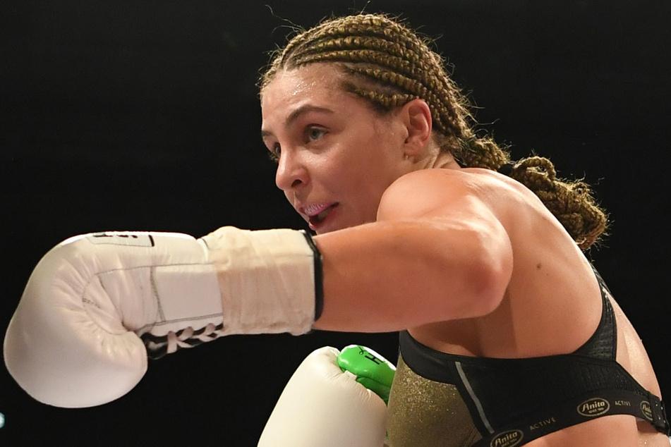 Weltmeisterin Christina Hammer schlägt wieder zu und nimmt Olympia ins Visier