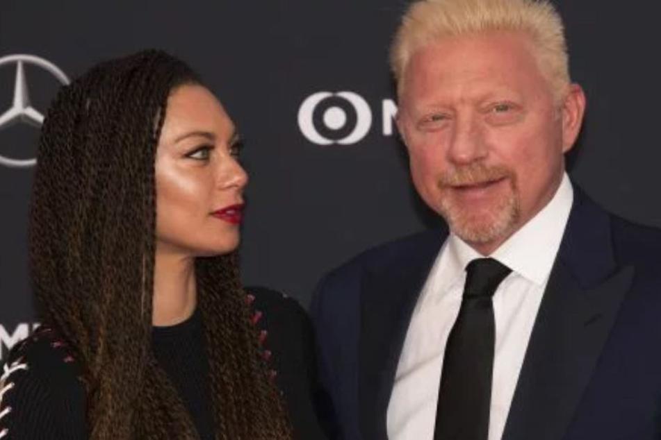 Lilly Becker (41) und ihr Mann Boris (50) - hier wohl bei einem ihrer letzten gemeinsamen Auftritte im Februar 2018.