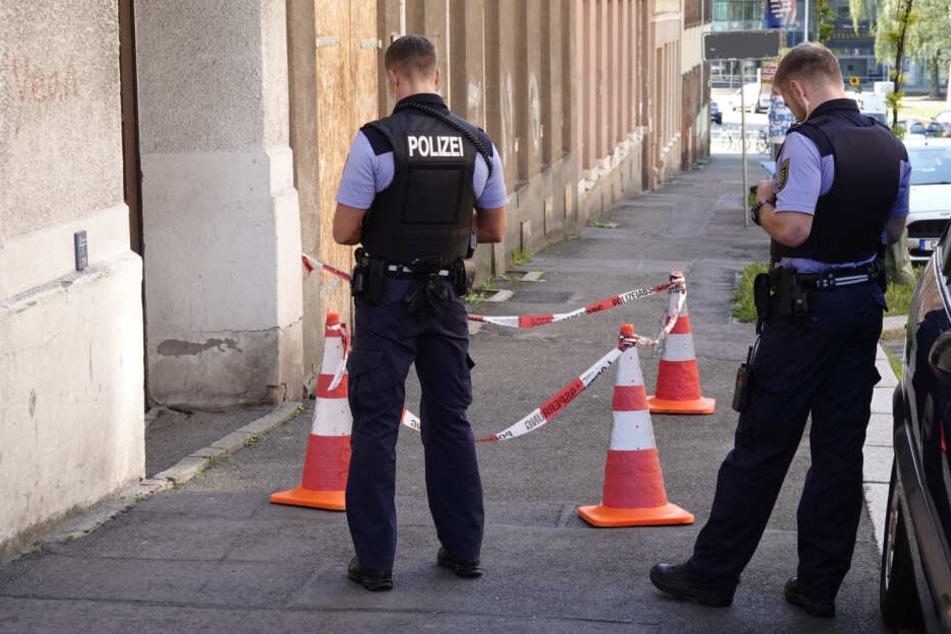 Leiche in Chemnitz gefunden: Tötungsdelikt auf dem Sonnenberg?