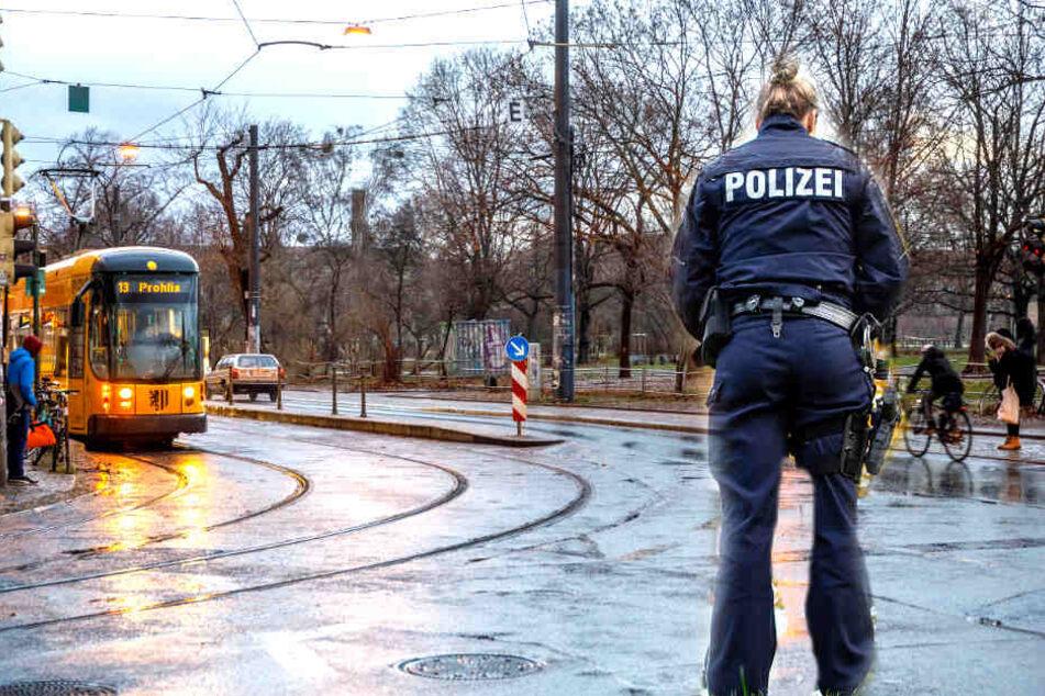 Dresden: Mann am Bischofsweg überfallen: Zeugen gesucht!