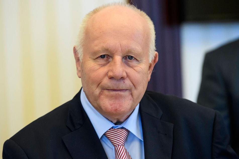 Georg Milbradt (72) hatte sich mit Biedenkopf überworfen, ehe er ihn im Amt beerbte. Die guten Kontakte zu Polen und Tschechien lagen ihm besonders am Herzen.