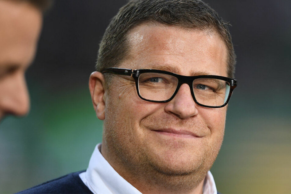 Max Eberl (43), Manager von Borussia Mönchengladbach, wettert gegen die Finanzpolitik von RB Leipzig.