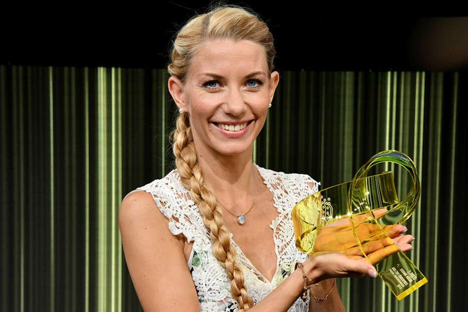 """Dr. Stefanie Müller erreichte beim ARD/ZDF-Förderpreis """"Frauen + Medientechnologie"""" den ersten Platz."""