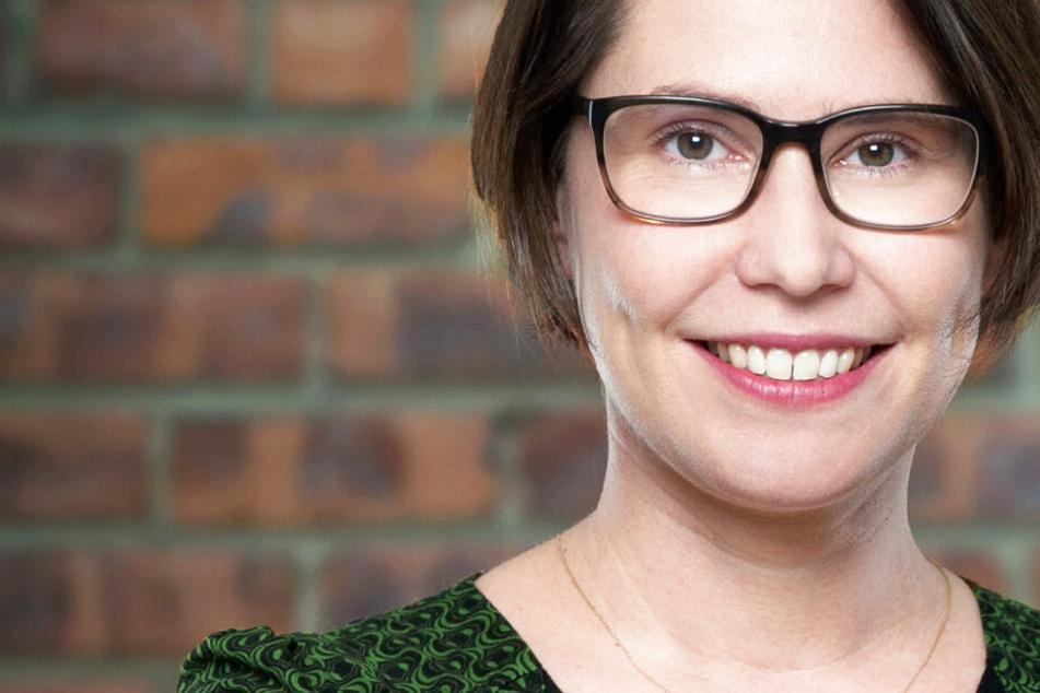 """Die Lehrerin Julia Wöllenstein ist die Autorin des Buches """"Von Kartoffeln und Kanaken""""."""