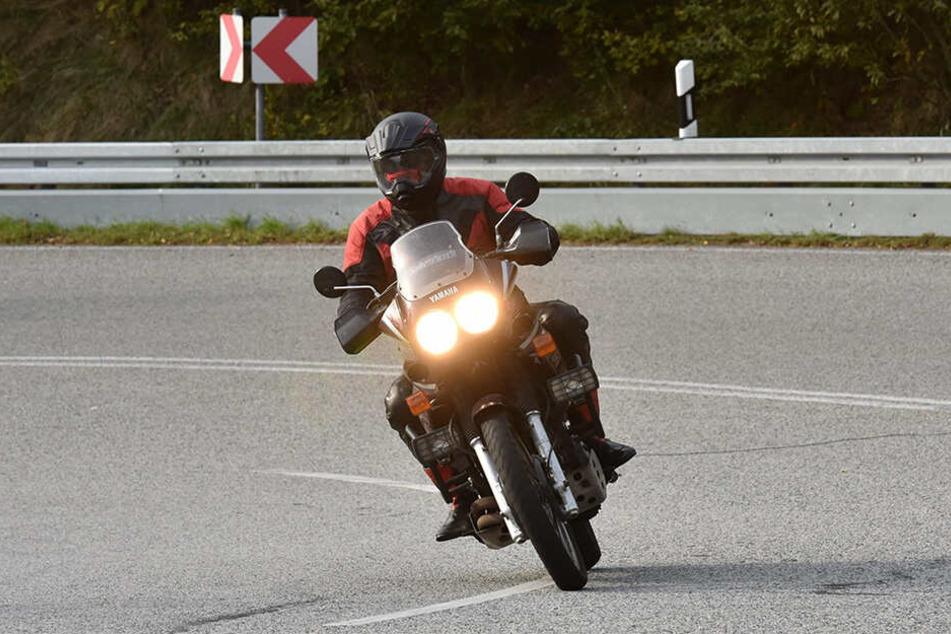 Motorradfahren macht Laune, nervt wegen der Lautstärke aber auch die Anwohner.