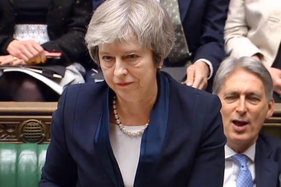 Die britische Premierministerin hat mit ihrem Brexit-Deal im Parlament eine historische Niederlage eingefahren.
