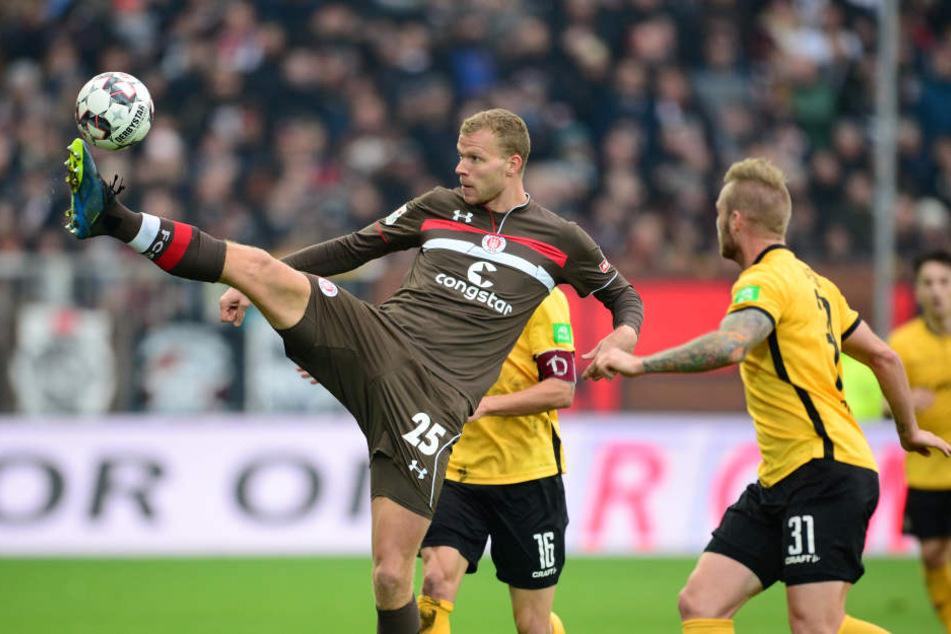 Am Samstag war es abseits der Partie zu mehreren Vorfällen im Millerntor-Stadion gekommen.