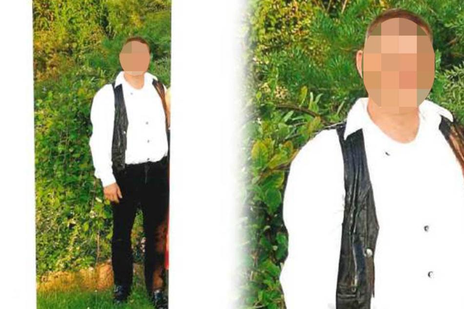 Andreas E. (†45) wurde seit 4. Dezember vermisst. Jäger fanden seine Leiche am 31. Dezember in einem Wald.