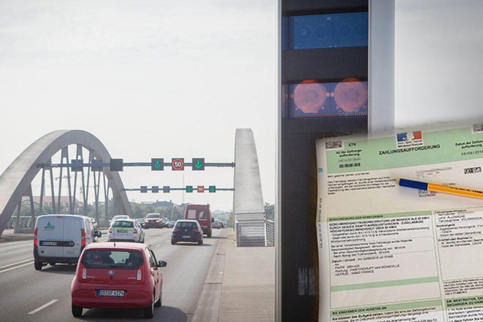 Dieses Portal  hilft Autofahrern, ein Bußgeld zu umgehen
