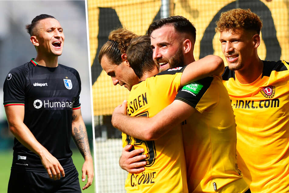 Zweit- und Drittliga-Wahnsinn: Teams rücken immer enger zusammen!