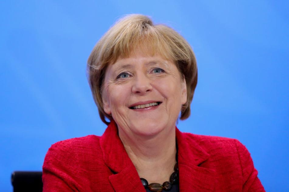 Angela Merkel will wieder fürs Kanzleramt kandidieren.