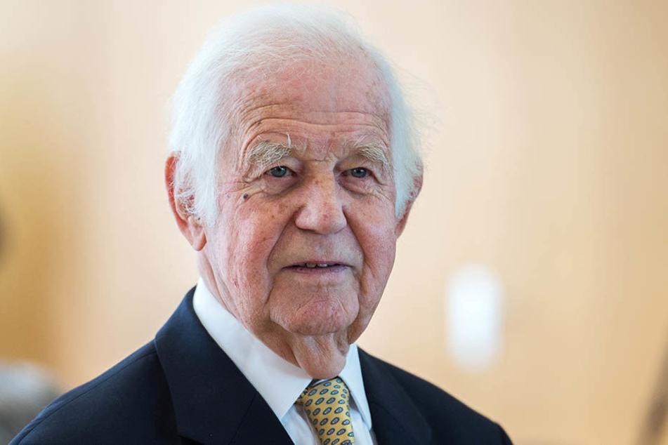 Kurt Biedenkopf (88, CDU) äußerte sich in einem Interview über die Alternative für Deutschland.