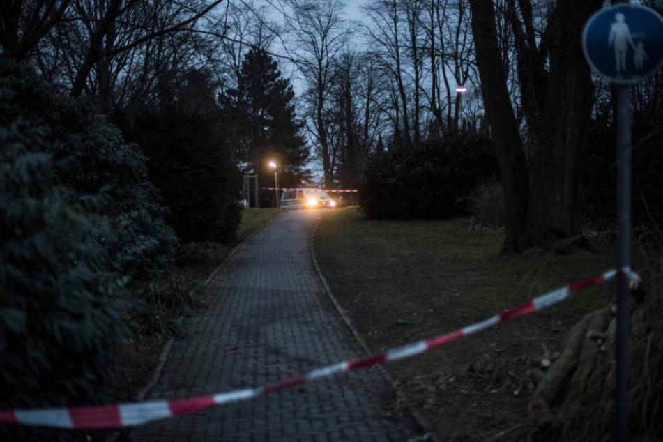Auch ein Messer wurde am Tatort gefunden (Symbolfoto).