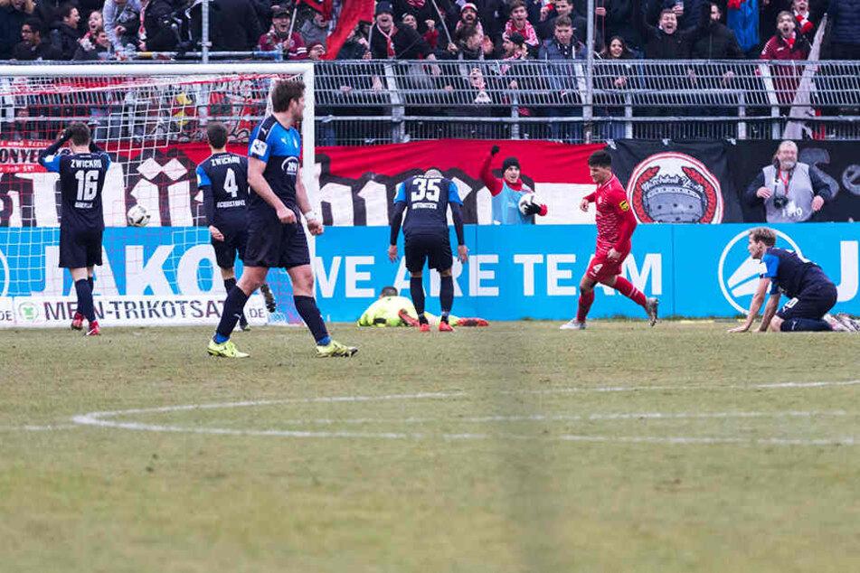 Im Februar kassierte der FSV bei den Würzburgern kurz vor Schluss den Ausgleich - das soll diesmal nicht passieren.